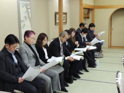 第28期幹部大学 入学式(2013年1月11日) - 4