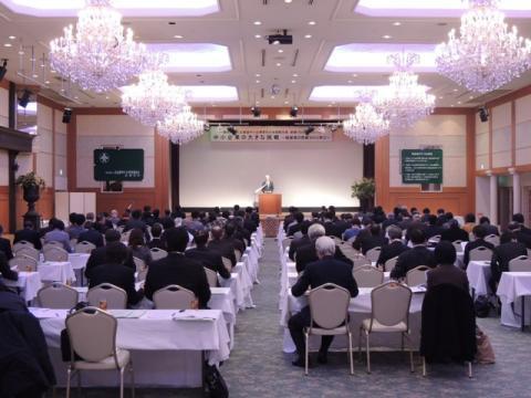 函館支部2013年新年交礼会(2013年1月25日) - 1