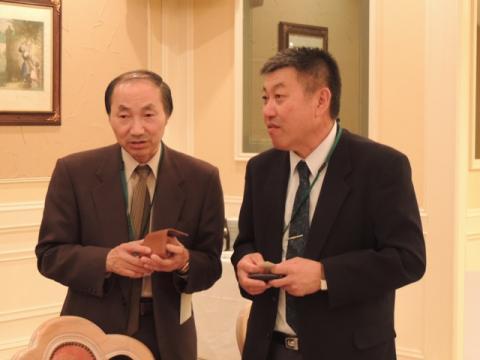 函館支部2013年新年交礼会(2013年1月25日) - 10