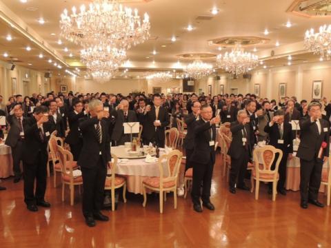 函館支部2013年新年交礼会(2013年1月25日) - 9