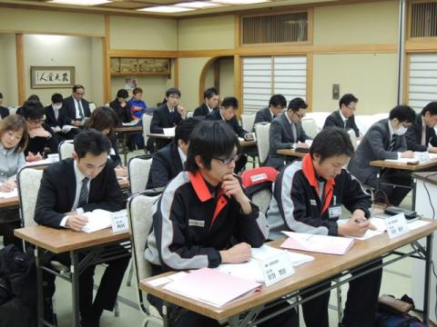 第28期幹部大学 入学式(2013年1月11日) - 5