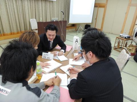 第28期幹部大学 入学式(2013年1月11日) - 12