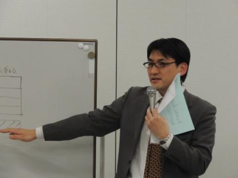 青経未来塾2月例会(2013年2月21日) - 4