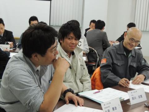青経未来塾2月例会(2013年2月21日) - 8
